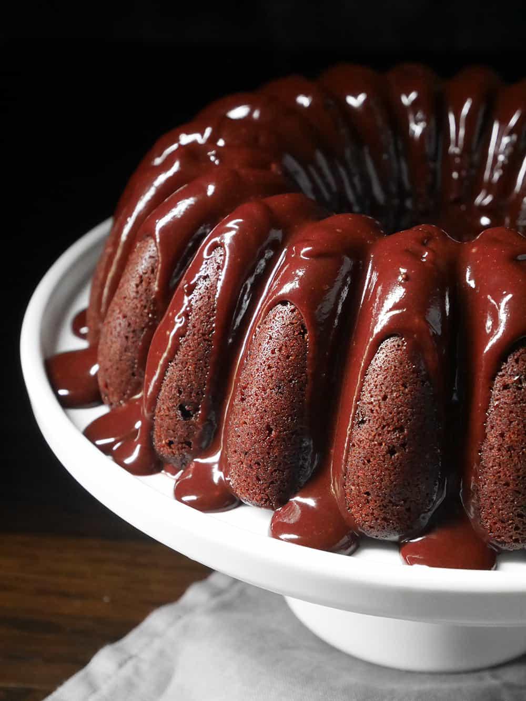 choklad-och-rödvinskaka-4
