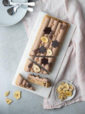 banankaka med chokladbavaroise-2