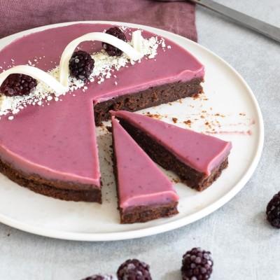 brownie m bjornbarsganache-3