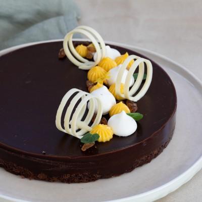 brownie med chokladfudge-3