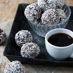 chokladbollar