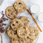 enkla chocolate chip cookies-1