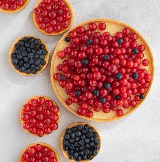 tarte med limeganache och roda vinbar-2